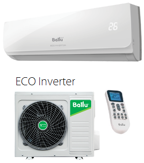 ECO DC Inverter NEW